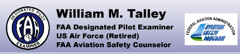 pilot examiner located in goleta, santa barbara
